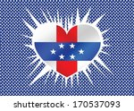 Netherlands Antilles Flag ...