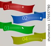 set of banners | Shutterstock .eps vector #170537780