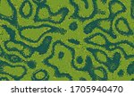 textured seamless camo graphic... | Shutterstock .eps vector #1705940470