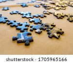 Pieces Of An Incomplete Puzzle...
