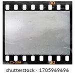 Real Macro Photo Of Blank 35mm...