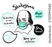 Shakespeare Portrait In Medical ...