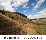 Small photo of southern chile landscape hill dorotea