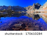 distant mountains surrounding... | Shutterstock . vector #170610284