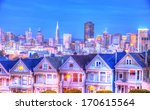 the painted ladies and san...