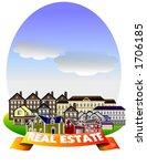 real estate | Shutterstock . vector #1706185