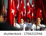Izmir  Turkey   October 29 ...