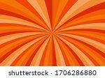orange sunshine background...   Shutterstock .eps vector #1706286880