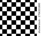 Seamless Black And White Square ...