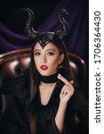 Stock Photo   Maleficent...