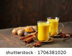 Golden Cinnamon  Turmeric Milk. ...