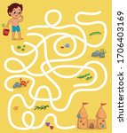 Educational Maze Puzzle Game...