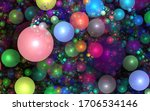 Fractal Abstract Bubbles....
