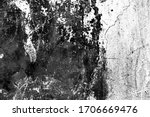 Small photo of Texture, wall, concrete, it can be used as a background. Wall fragment with scratches and cracks
