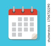 calendar icon symbol. date ...