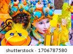 Colourful Traditional Ceramics...