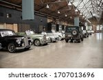 Old Vintage Cars At The Classic ...