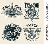 Vintage Tattoo Studio...
