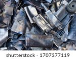 Image Of Scrap Metal For...
