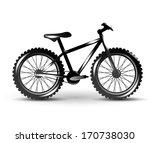 bike  | Shutterstock . vector #170738030