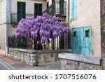 Aix Les Bains France  April 12...