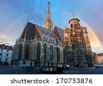 Stephan Cathedral In Vienna ...