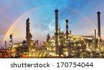 industry   oil refinery | Shutterstock . vector #170754044