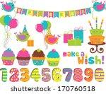 birthday wish   Shutterstock .eps vector #170760518