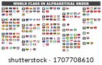 World Flags In Alphabetical...