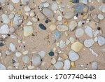 Wallpaper Of Beach Rocks On...