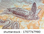 twenty malaysia ringgit myr or...   Shutterstock . vector #1707767980