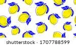 seamless bright light pattern... | Shutterstock .eps vector #1707788599