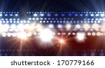 background image of stage in... | Shutterstock . vector #170779166