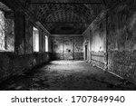 Old Abandoned Monastery In The...