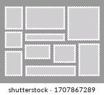 stamp vector illustration... | Shutterstock .eps vector #1707867289
