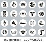 nautical vessel   equipment... | Shutterstock .eps vector #1707926023