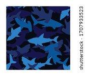 Military Texture Shark....