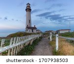 Pigeon Point Lighthouse In...