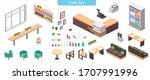 vector realistic illustration...   Shutterstock .eps vector #1707991996