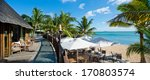 beach resorts in mauritius | Shutterstock . vector #170803574