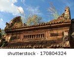 the ruins of banteay srei ... | Shutterstock . vector #170804324