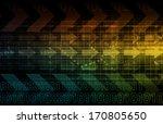 social media trends and... | Shutterstock . vector #170805650