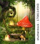 Enchanting Fairy Lounge Bench...