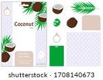 face pack designer. set... | Shutterstock .eps vector #1708140673