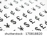World Money Symbol Pattern  Ye...