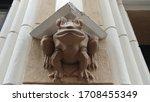 Riga  Latvia  2018  Frog ...