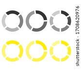 loading icon set   set of... | Shutterstock .eps vector #1708620976