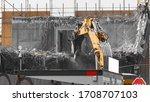Bulldozer Or Excavator...