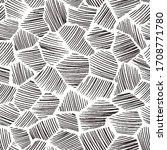 vector textured terrazzo... | Shutterstock .eps vector #1708771780