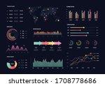 futuristic ui infographics....